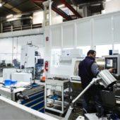 Mecanizado Industrial en Ganaín (Galicia)