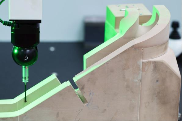 Ganaín diseña y fabrica medios de control para el sector aeronáutico